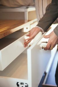 Kitchen Drawer Storagr