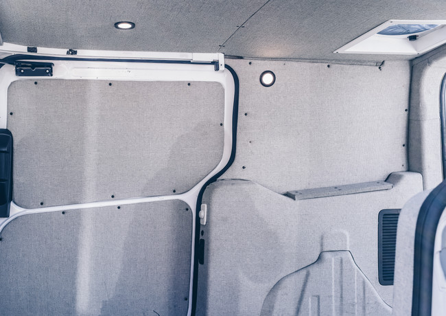 Custom Door and Wall Paneling