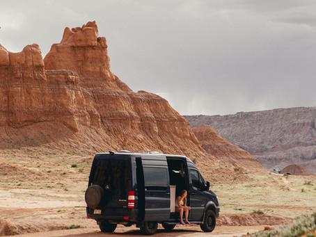 Aspen Sojourner features Aspen Custom Vans!