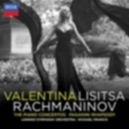 Valentina Listsa - Rachmaninov