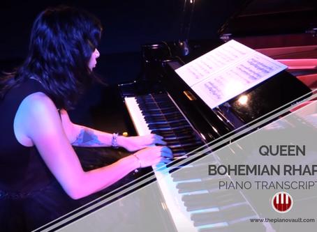 Queen: Bohemian Rhapsody - Piano Transcription