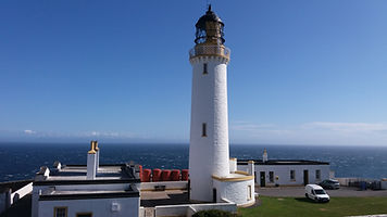 A Stevenson Lighthouse in Galloway