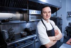 Dan Hudson, chef