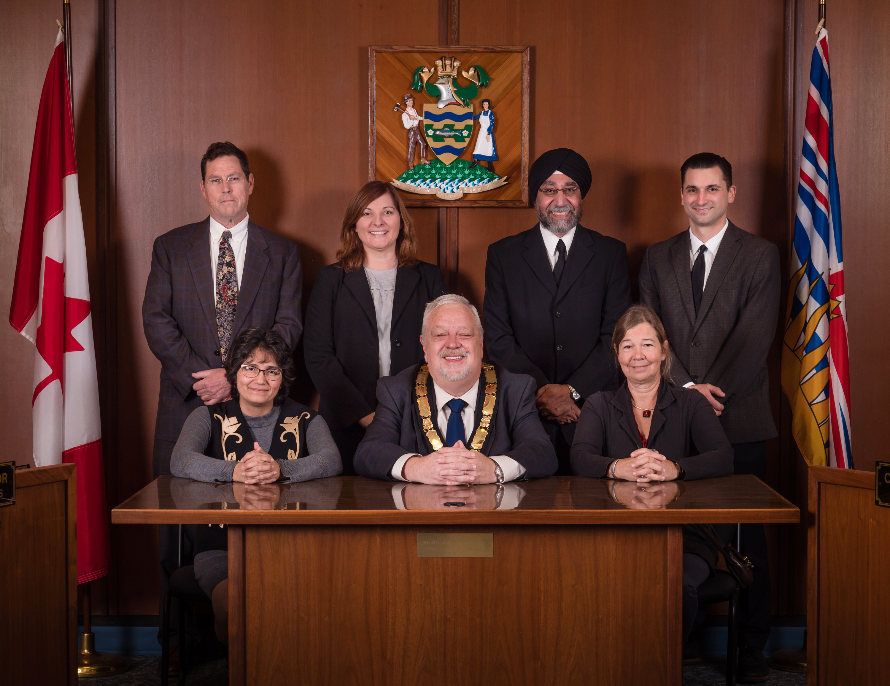 North Cowichan Mayor and Council