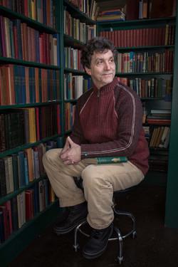Richard Neftin, Writer