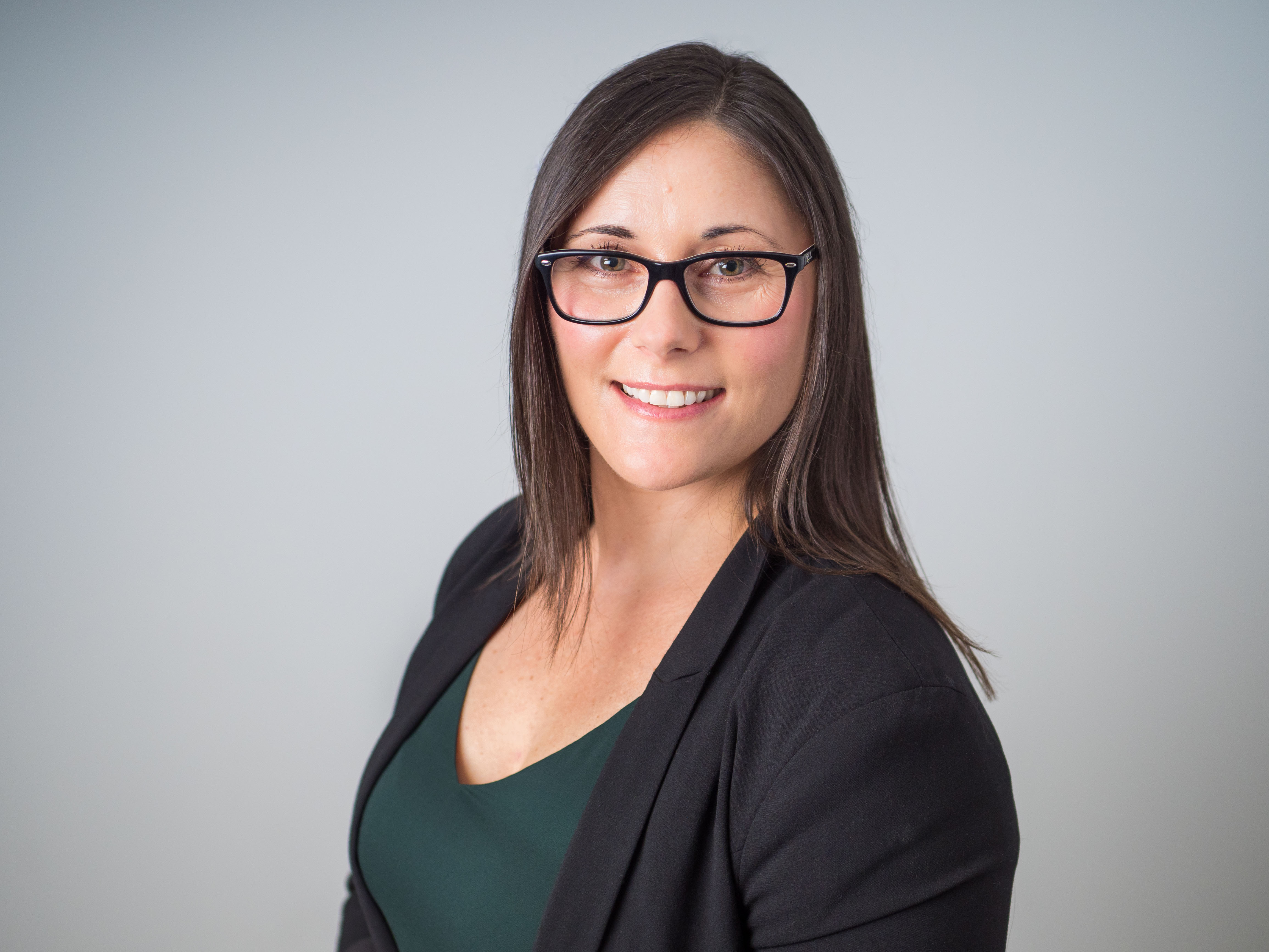 Candice Dunlop, mortgage broker