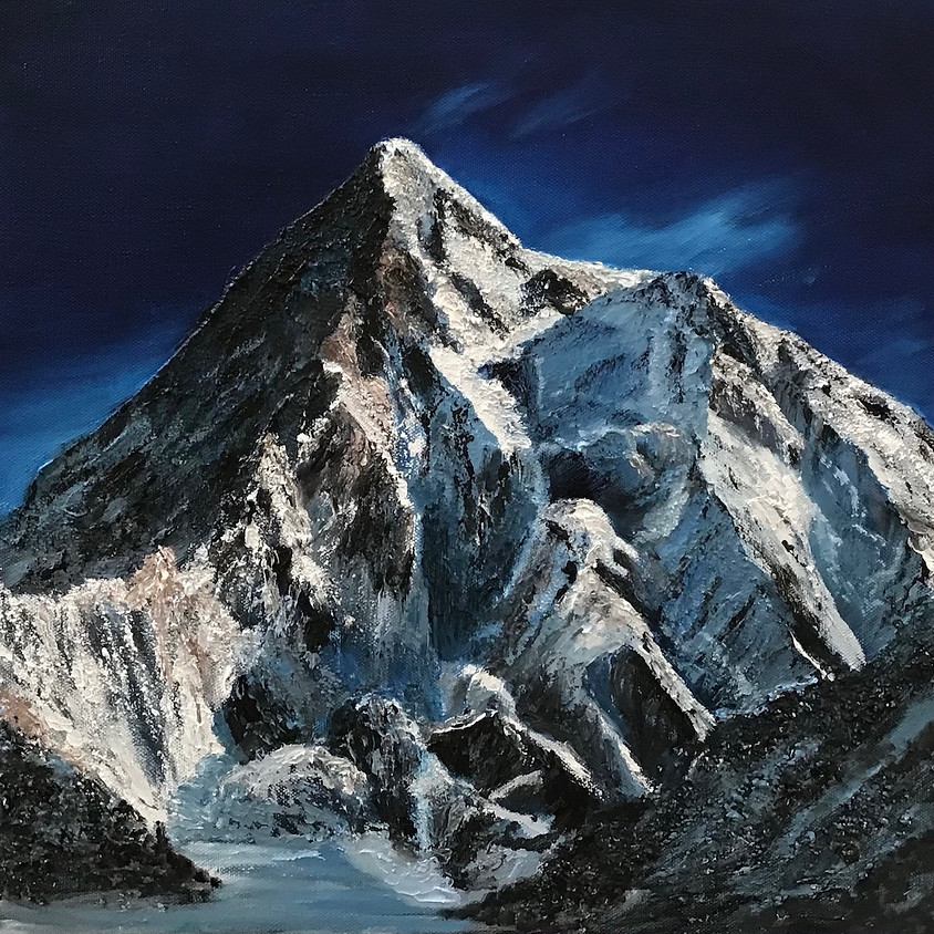 Exhibition - Mountains are the sands of the future