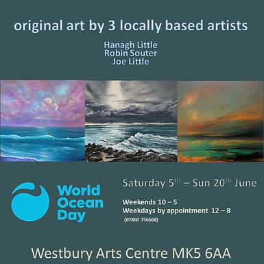 World Oceans Day Exhibition