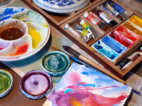 Beginners Painting