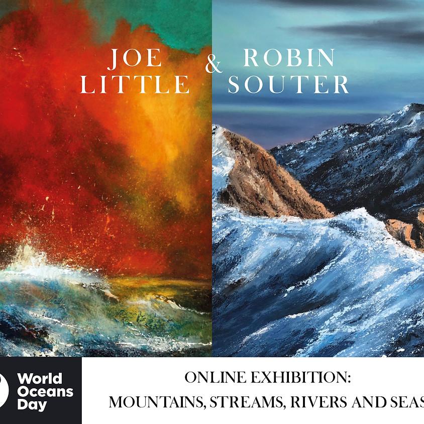 Exhibition - Mountains, Streams, Rivers & Seas