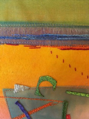 From Paint to Stitch