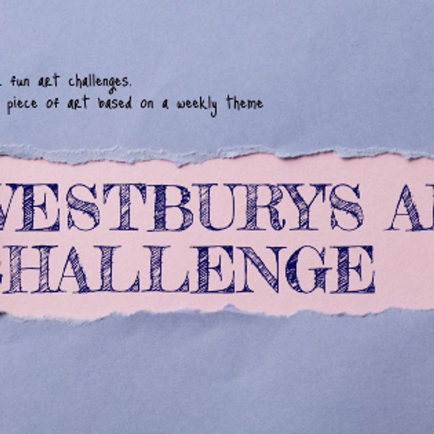 Westburys Art Challenge - Exhibition