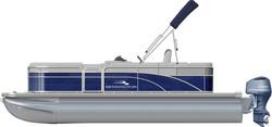 20 SVL Profile - Monaco Blue