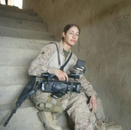 Deployment to Afghanistan (2010).