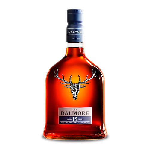 Whisky The Dalmore 18 Años 700 ml