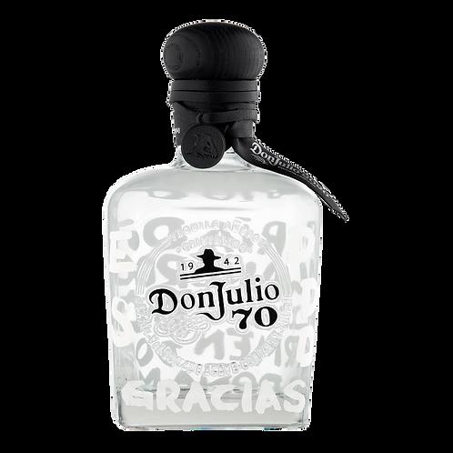 Tequila Don Julio 70 Añejo Cristalino Edición Especial 2020