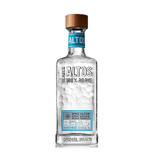 Tequila Olmeca Altos Plata 700ml