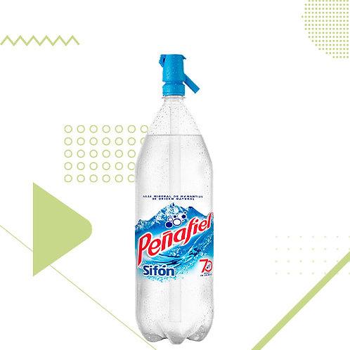 Peñafiel Agua Mineral Sifón 1.75L