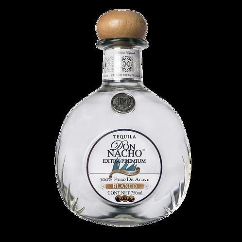 Tequila Don Nacho Premium Blanco 750 ml