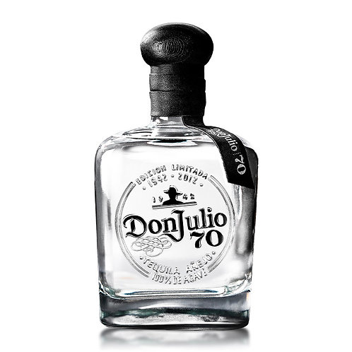 Tequila Don Julio 70 Cristalino 700 ml