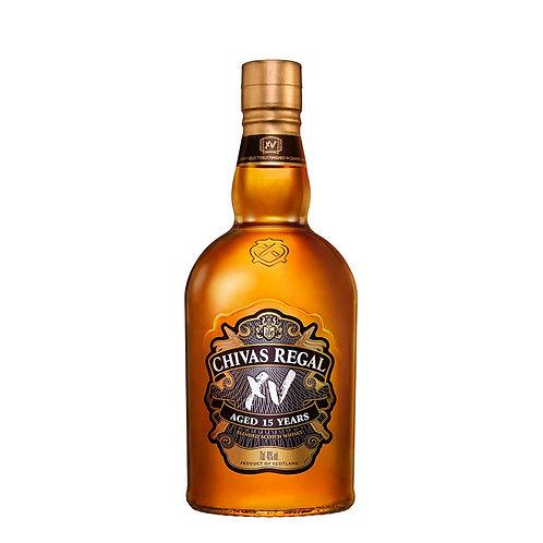 Whisky Chivas Regal XV 750ml