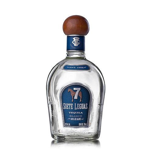 Tequila 7 Leguas Blanco 750ml
