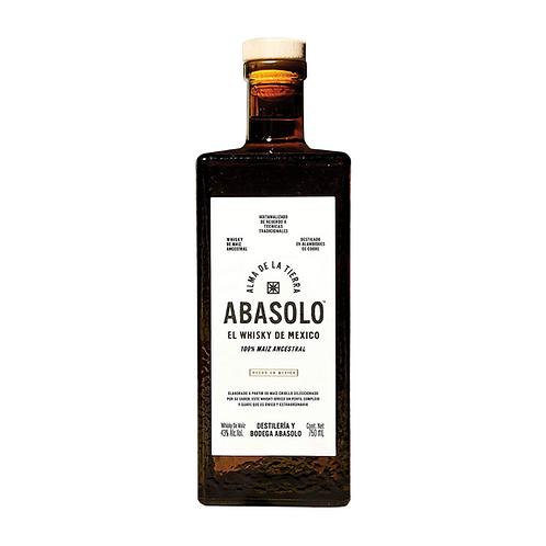 Whisky Abasolo 750 ml