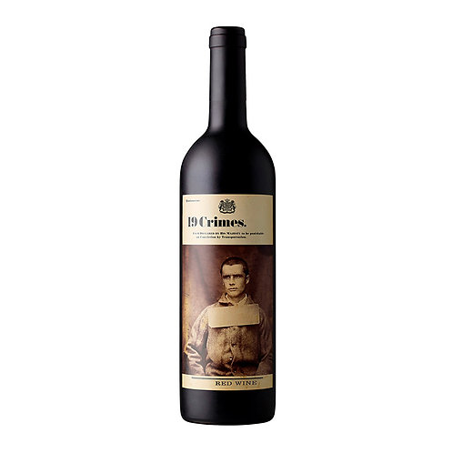 19 Crimes Sea Red Wine 750 ml