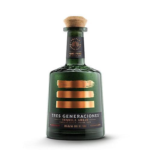 Tequila Tres Generaciones Añejo 750ml