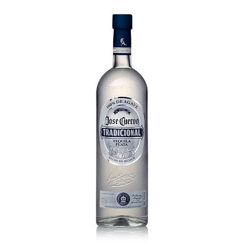 Tequila Tradicional Plata 950ml