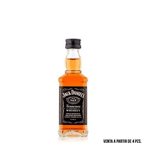 Mini Jack Daniel's No.7 50 ml