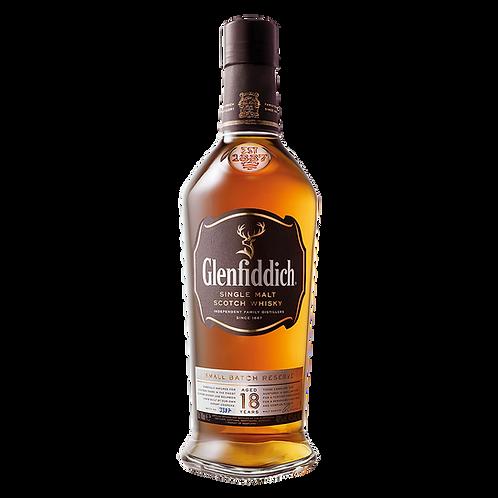 Whisky Glenfiddich 18 Años 750 ml