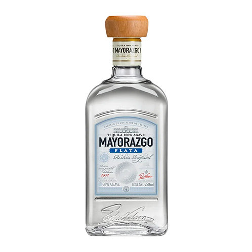 Tequila Mayorazgo Plata 750 ml