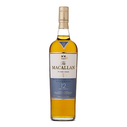 Whisky The Macallan 12 Años 700ml