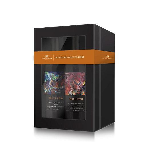 Santo Tomas Kit Colección DUETTO 2013 750 ml
