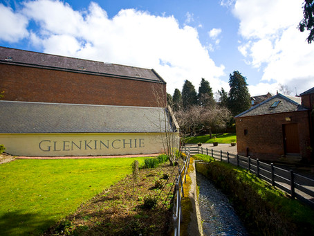 Destilería Glenkinchie