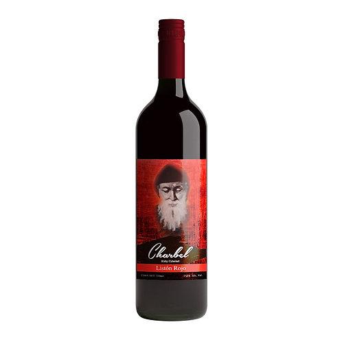 Charbel Listón Rojo 750ml