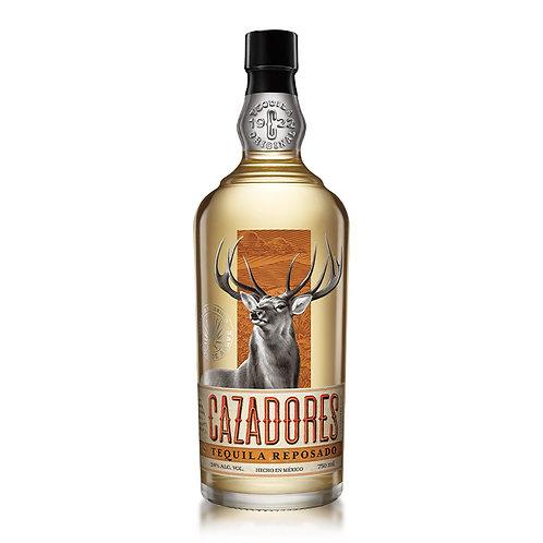 Tequila Cazadores Reposado 750ml
