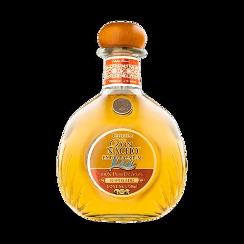 Tequila Don Nacho Premium Reposado 750 ml.