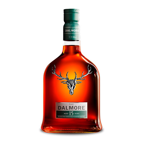 Whisky The Dalmore 15 Años 700 ml