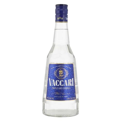 Licor Anis Sambuca Vaccari 700 ml