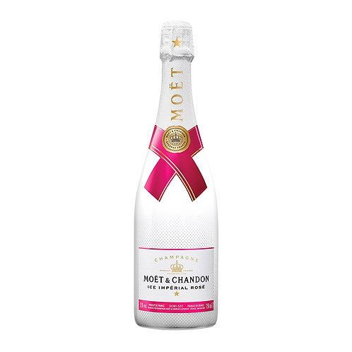 Champagne Moët & Chandon Ice Imperial Rosé 750ml