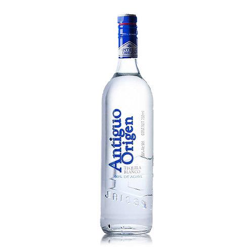 Tequila Antiguo Origen Blanco 750ml