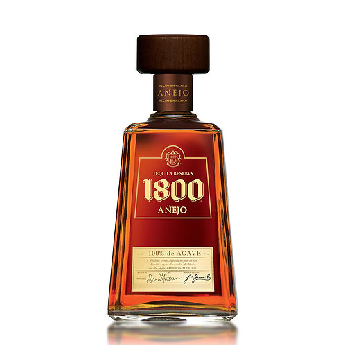 Tequila 1800 Añejo 700ml