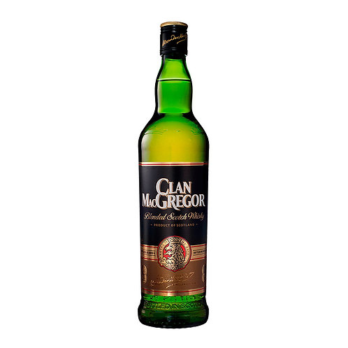Whisky Clan MacGregor 750 ml