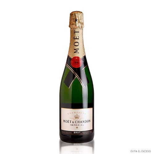 Champagne Moët Chandon Brut Impérial 750ml