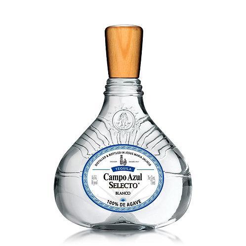 Tequila Campo Azul Selecto Blanco 1L