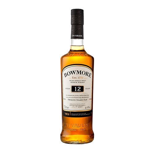 Whisky Bowmore 12 Años 700ml