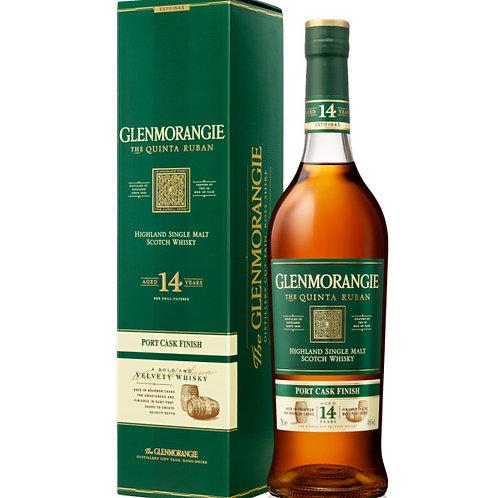 Whisky Glenmorangie 14 Años Quinta Ruban 750 ml