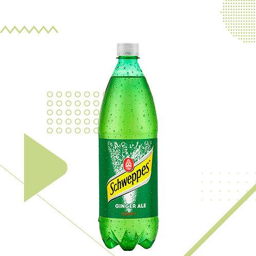 Ginger Ale Schweppes 1L